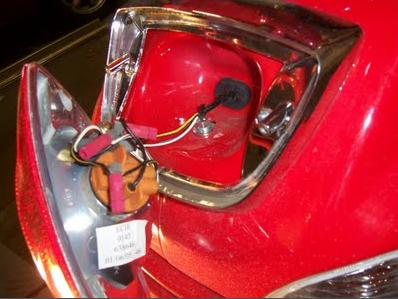 Modern vespa lx150 installing an admore lighting mini light bar get the five posi tap wire tapping gizmos out of the admore unit parts bag and install them onto the wires leading from the vespa light housings following asfbconference2016 Gallery