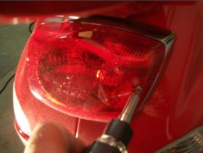 Modern vespa lx150 installing an admore lighting mini light bar get the five posi tap wire tapping gizmos out of the admore unit parts bag and install them onto the wires leading from the vespa light housings following asfbconference2016 Image collections